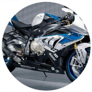 Sponsor Motorbike Stickers